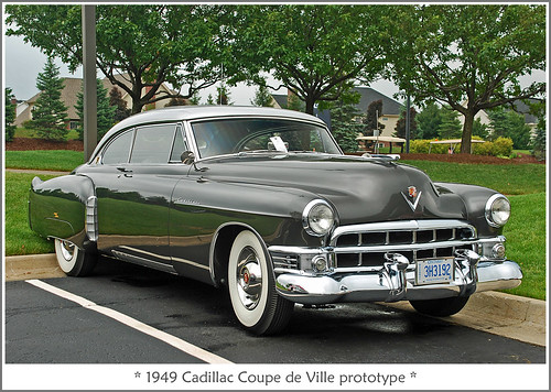 Flickriver Most interesting photos tagged with 1949cadillac