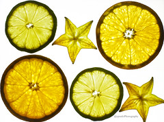 Transparencias frutales (emilioprado) Tags: luz frutas yellow canon amarillo softbox friut transparentes foodphotography emilioprado