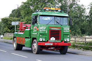 Scammell Crusader Richardsons UBV898P