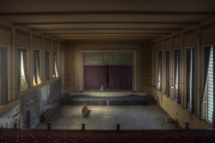 curtain call  ( explore ) (andre govia.) Tags: cinema building abandoned buildings dead demo closed theatre photos decay down retro andre creepy cinematic derelict decayed decaying abondoned closeddown decayedbuildings criminally govia andregovia