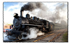 Old Steam Express  DUC #704 by KaCey97078, on Flickr