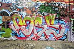 NOISE (STILSAYN) Tags: california graffiti oakland bay area noise 2013