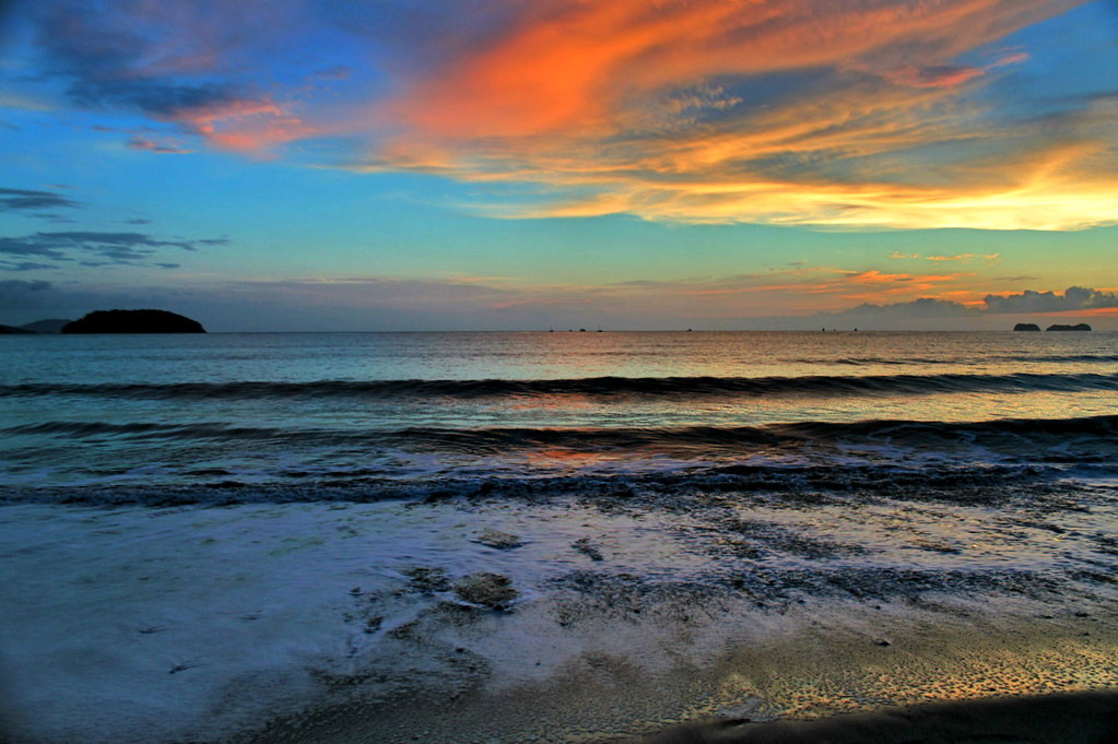 Sunset (HDR) by BrendaMeow, on Flickr