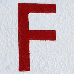 letter F (Leo Reynolds) Tags: canon eos iso100 az f 7d letter f80 oneletter fff 80mm 0006sec hpexif grouponeletter az38 xsquarex xleol30x xxazxx xxx2013xxx