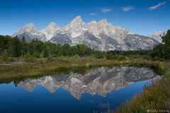 Schwabachers Landing (kelstar*) Tags: park usa reflection canon river eos snake grand landing national 7d wyoming teton grandtetonnationalpark schwabachers