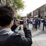 """<b>Homecoming Parade 2013</b><br/> Photo by Aaron Zauner<a href=""""http://farm6.static.flickr.com/5342/10144032375_e89a73b81d_o.jpg"""" title=""""High res"""">∝</a>"""
