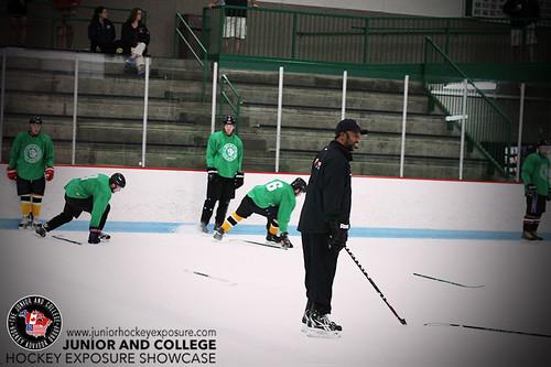 The junior and college hockey exposure showcase 2013