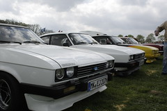 Ford Capri (divertom68) Tags: ford capri oldtimer 2014 prickingshof bauerewald