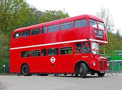 SMK 760F. (curly42) Tags: bus transport routemaster publictransport parkroyal brooklands londontransport aec rml2760 smk760f finalroutemaster