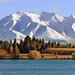 Twizel landscape NZ