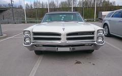 1966 Pontiac Bonneville 421 (crusaderstgeorge) Tags: cars sweden 1966 pontiac sverige classiccars bonneville classy americancars 421 rnskldsvik americanclassiccars worldcars 1966pontiacbonneville421