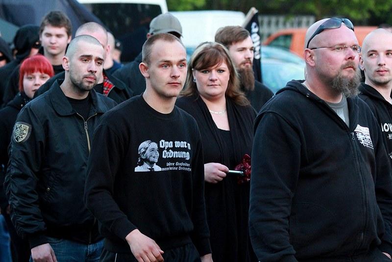 Neonazi-Trauermarsch Demmin und Gegenproteste 23