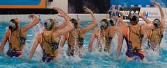 N5086675 (roel.ubels) Tags: swimming european ek alexander championships willem hoofddorp synchronised ec synchro synchronized syncronized zwemmen 2015 sincro synchroon synchroonzwemmen leneuropeansynchronisedswimmingchampionscuphaarlemmermeer2015 europeanchampionscup2015
