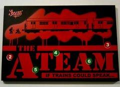 tat-if-train-could-speak-bg-tats-cru (bg183tatscru@hotmail.com) Tags: theateam bg183 bg183tatscru tatscru tats cru graffiti graffitiart bestgraffitiartist bronx southbronx graffitiletters nyc newyorkcity 2017 museum bronxmuseum spraycan spraycans paintmarkers