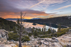 A brand new day (hazarika) Tags: california sunrise laketahoe emeraldbay canon1635mmf28liiusm canon5dmarkiii singhray3stopreversegnd