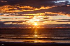The Early (David Field (Sydney)) Tags: seascape sunrise sun light glow beach sea ocean morning wave lightanddark black surf canon northernbeaches australia sydney nature travel winter