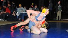 Ryan Rudkin vs Caleb Twait 1060 (Chris Hunkeler) Tags: 132lbs 132 2015 amateur bout434 calebtwait chico meridian rtoc ryanrudkin wrestling highschool reno renotournamentofchampions