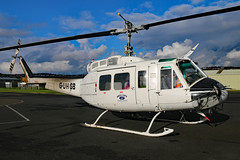 G-UHGB (GH@BHD) Tags: guhgb bell bell205 uh1 huey helilift heliliftservices ulsterflyingclub newtownardsairfield newtownards helicopter chopper rotor aircraft aviation