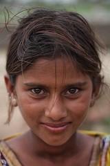 Tika portrait, Pokaran-India 2016 (MeriMena) Tags: flickrtravelaward eos450d canon merimena flickrsbest travel ngc cultures happy beautiful asia india pokaran eyes portrait face smile rajasthan