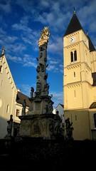 MDW03 (DLMDW) Tags: hungary magyarorszg veszprm szenthromsg szobor templom
