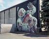 (.tom troutman.) Tags: mamiya 7 film analog 120 6x7 80mm kodak portra mediumformat jerseycity nj nychos mural