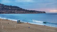 Life is a Beach - Redondo Beach Sunset (shinnygogo) Tags: sunset redondo socal california beach torrance hdr sony losangeles travel destination