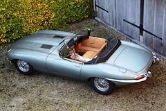 Just arrived : Jaguar E-Type 3,8 Litre OTS (1963)