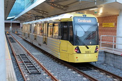 3067 Metrolink at Manchester Air[ort (Barrytaxi) Tags:
