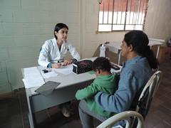 Posto de Saúde Itinerante (prefcláudiopereira) Tags: posto de saúde itinerante nova três corações