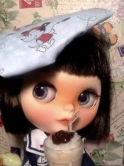 Blythe-a-Day October#6: Movie Magic&#15: Comfort Food: Scout