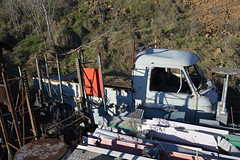 fiat 241 (riccardo nassisi) Tags: truck camion abbandonato abandoned rust rusty relitto rottame ruggine ruins scrap scrapyard epave cava piacenza san nicol