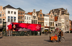 17/52 Where I Live - Postcard (Esther Degeest) Tags: week172016 52weeksthe2016edition weekstartingfridayapril222016 postcard where live mechelen grote markt