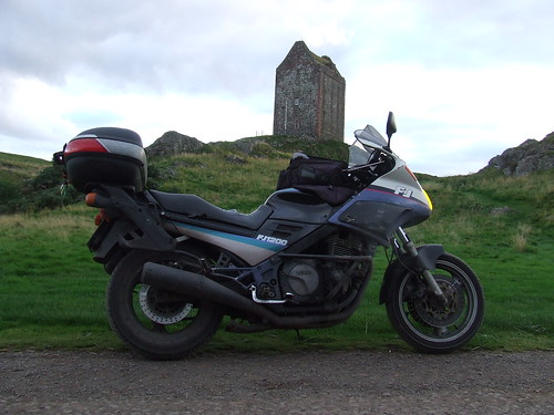 2009 # 60, Smailholm Tower, Smailhome, Borders 2. (used in 1994)