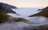Franschhoek Pass Misty Dawn Pano (Panorama Paul) Tags: paulbruinsphotography wwwpaulbruinscoza southafrica westerncape franschhoekpass fog mist mountains sunrise nikond800 nikkorlenses nikfilters panorama