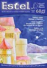 Sociedad_Tolkien_Espanola_Revista_Estel_68_portada (Sociedad Tolkien Espaola (STE)) Tags: ste estel revista tolkien esdla lotr