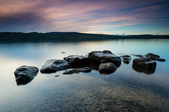 Still Waters (billydorichards) Tags: wideangle tranquil landscape sunset serene nature water windermere cumbria lake vacation canon6d holiday shore adventure longexposure scenic wild nopeople scerene travel beach beautyspot coast outdoors touristdestination lakedistrict canon1635mmf4l waterblur sky southlakelanddistrict england unitedkingdom gb