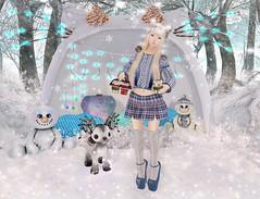 Look Carol145 Bebb  # 497 (carol145 bebb) Tags: ayashi breathe carol145bebb sweetlies yokai