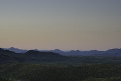 Big Bend Looking West at sunset (1 of 1)