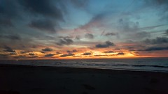 The Light Over Yonder (Ken Cruz --- Fernweh) Tags: oregon oregoncoast sunset majestic colors colorful beautiful beach beachside sand ocean pacificnorthwest pacificocean nature seascape outdoors