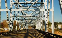 Smith Lake Bridge (MikeyMcInnis) Tags: smith lake weed cotton stars astrology junkyard fall autumn alabama jasper walker county