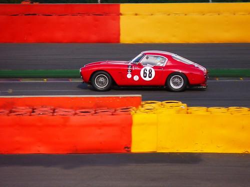 Ferrari 250GT SWB Competizione