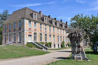 Abbaye de Mortemer (Eure) - Grand Logis (XVIIe) (explore 03-12-16)