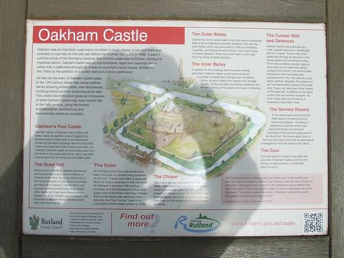 2016 # 036, Oakham Castle, Rutland.