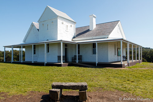 The Telegraph Station(1859), Cape Otway Lightstation, Victoria.
