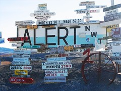 Alert, Canada (theflyingsurgeon) Tags: alert nunavut canada northernmost thule air base