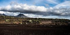Montaña (ThibaultCMaestracci) Tags: sky mountain travel blue clouds rocks summer sony a7ii spain tenerife canary island
