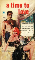 Chariot Books 119 - Noel O'Hara - A Time to Love (swallace99) Tags: chariot vintage 60s sleaze paperback lesbian