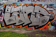 Land (Alex Ellison) Tags: land cbm trelicktower westlondon halloffame hof urban graffiti graff boobs