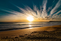 Pacific Sky (Martin Snicer Photography) Tags: photographer composition clouds sun australia sydney travel ocean 70d canon 1018 wideangle scenic dramatic pacific sea beach collaroy