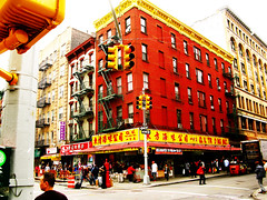 The Chinatown Panorama (NFW) Tags: chinatown nyc street thebigapple newyork